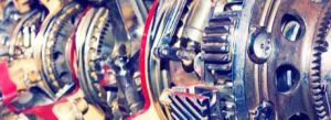 Transmission fluid cools and lubricates