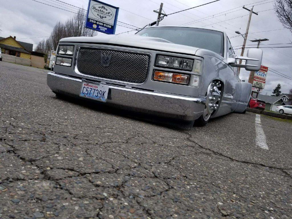 Lowered Truck