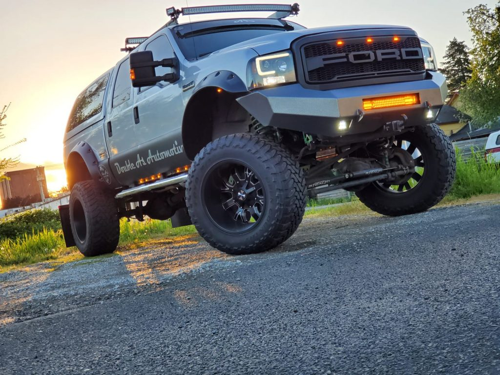 "Double A's Automotive Truck – Project ""OVERKILL"""