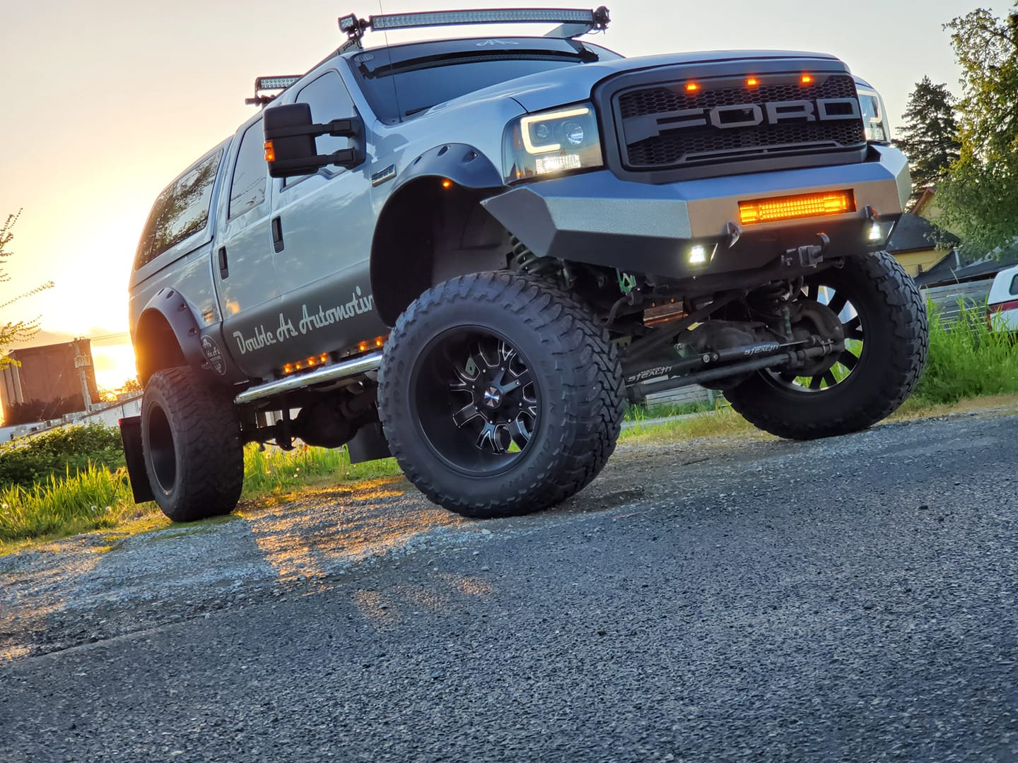 """Double A's Automotive Truck – Project """"OVERKILL"""""""