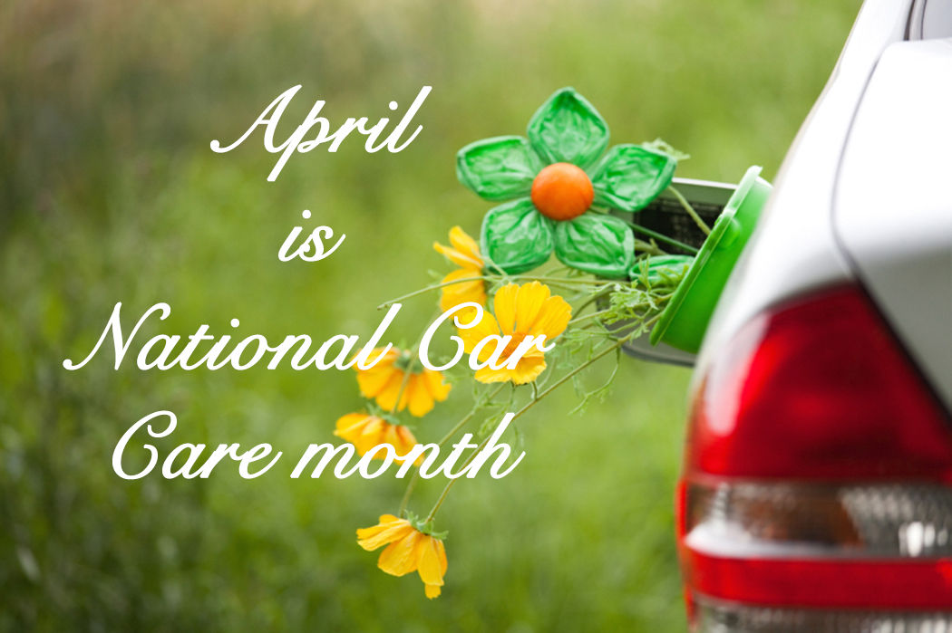 Car Maintenance at National Car Care month - April